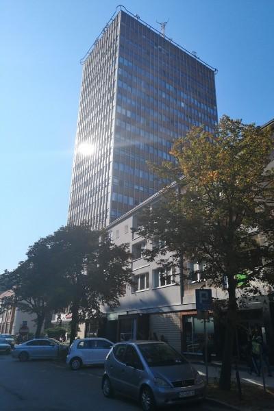 Zdjęcie wieżowca Organika Trade wGdańsku